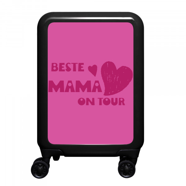 Front Beste Mama on tour