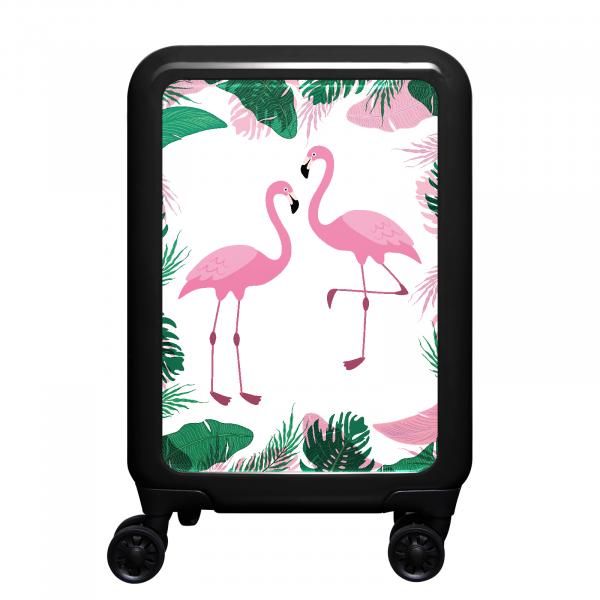 Front Flamingo Pärchen