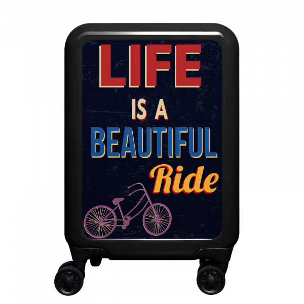 Front Enjoy your Life Ride