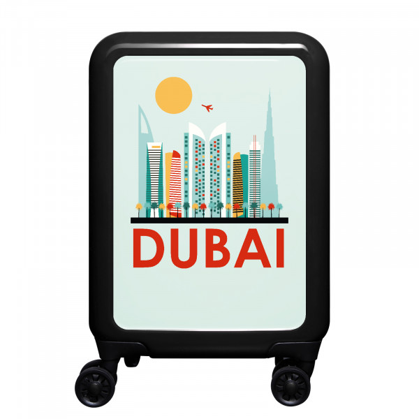 Front Staedte Dubai