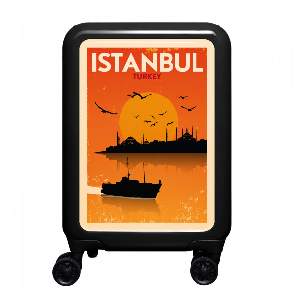 Front Staedte Istanbul